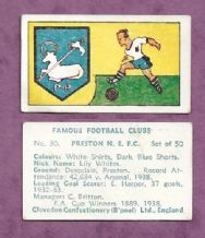 Preston North End 30